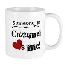 Someone in Cozumel Mug