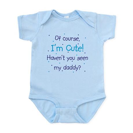 Cute Like Daddy Infant Bodysuit
