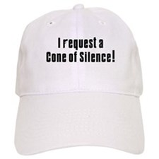 Cone of Silence Get Smart Baseball Cap