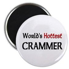 "World's Hottest Crammer 2.25"" Magnet (10 pack)"