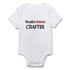 World's Hottest Crafter Infant Bodysuit