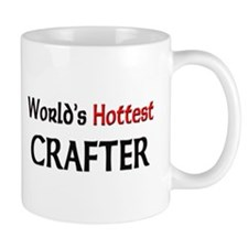 World's Hottest Crafter Mug