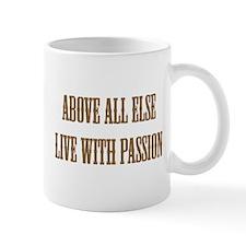 Live with Passion Mug
