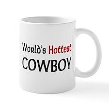World's Hottest Cowboy Mug