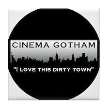 Unique Cinema Tile Coaster