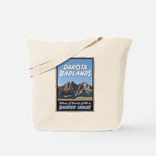 Dakota Badlands Bakkan Shale Tote Bag