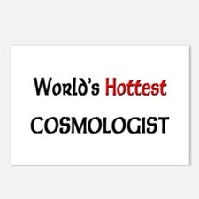 World's Hottest Cosmologist Postcards (Package of
