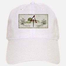 Earthy Asian Appalachian Trail Baseball Baseball Cap