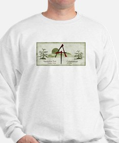 Earthy Asian Appalachian Trail Sweatshirt