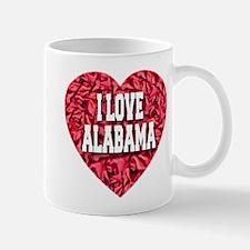 I Love AL Mug