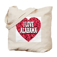 I Love AL Tote Bag