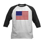 USA-flag Baseball Jersey