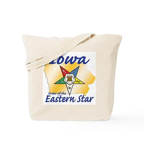 Iowa Eastern Star Tote Bag