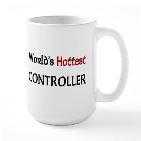 World's Hottest Controller Large Mug