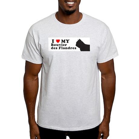 BOUVIER DES FLANDRES Light T-Shirt
