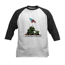 and the home of the brave Tee
