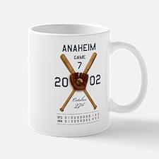 Anaheim 2002 Game 7 Mug