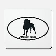 AFFENPINSCHER Mousepad