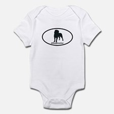 AFFENPINSCHER Infant Bodysuit