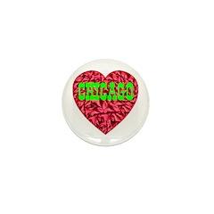 Chicago Mini Button (100 pack)