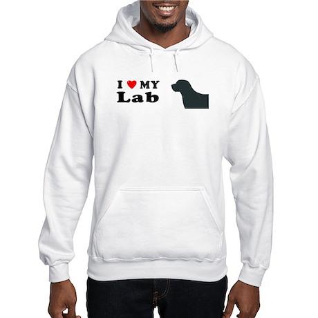LAB Hooded Sweatshirt