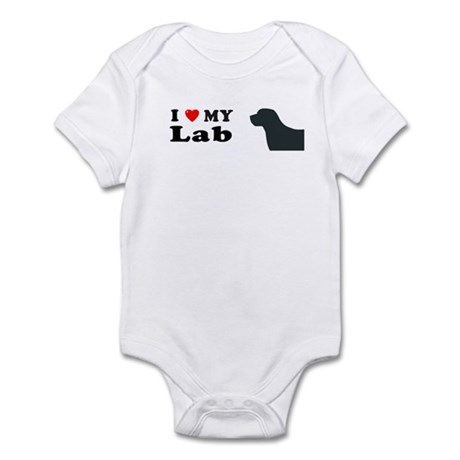 LAB Infant Bodysuit