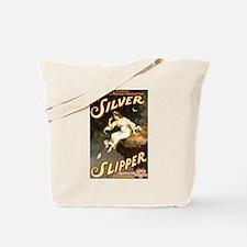 The Silver Slipper Tote Bag