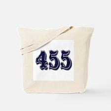 455 Tote Bag