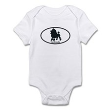 TOY POODLE Infant Bodysuit