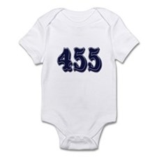 455 Infant Bodysuit