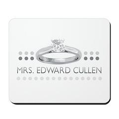 Mrs. Edward Cullen Mousepad
