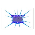 Born to Streak Postcards (Package of 8)