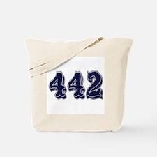 442 Tote Bag