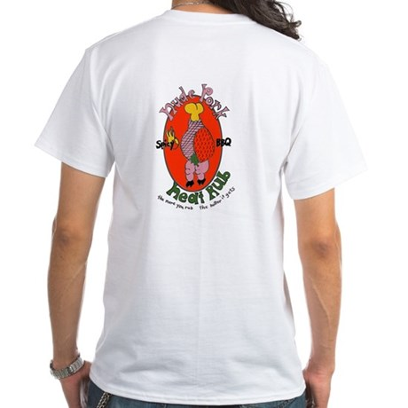 Nude Pork Spicy Meat Rub T-Shirt