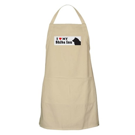 SHIBA INU BBQ Apron