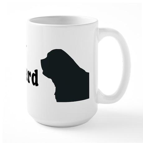 ST BERNARD Large Mug