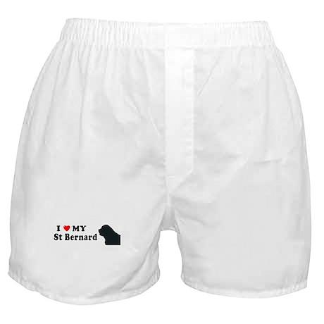 ST BERNARD Boxer Shorts