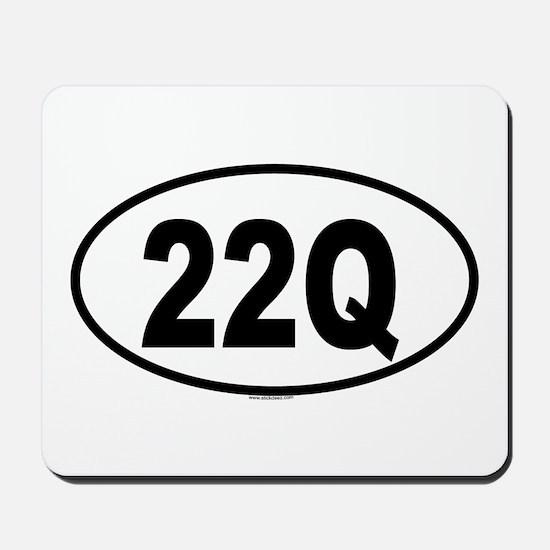 22Q Mousepad