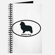 SHELTIE PUP Journal
