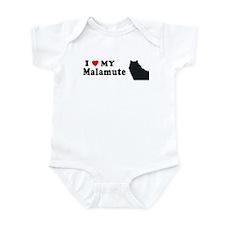 MALAMUTE Infant Bodysuit