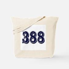 388 Tote Bag