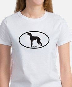 SALUKI Womens T-Shirt