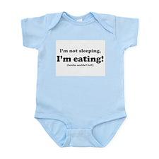 I'm eating! Infant Creeper