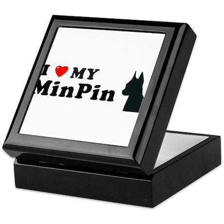 MINPIN Tile Box