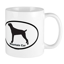 MOUNTAIN CUR Mug