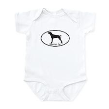 MOUNTAIN CUR Infant Bodysuit