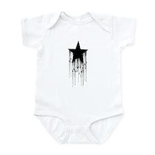 black Infant Bodysuit