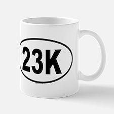 23K Mug