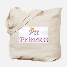 Pit Princess Tote Bag