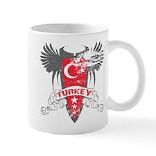 Turkey Winged Mug